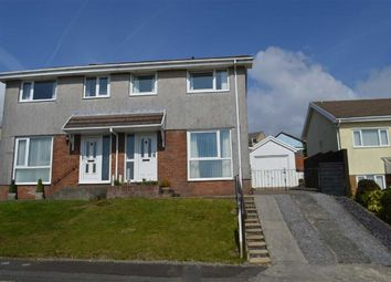 Thumbnail 3 bed property for sale in Rustic Close, Swansea
