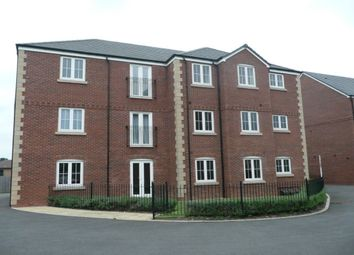 Thumbnail 2 bed flat to rent in Dukes View, Donnington, Telford