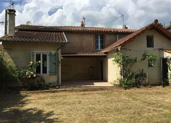 Thumbnail 3 bed property for sale in 86460, Pressac, Fr