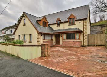 Thumbnail 5 bed detached house for sale in Reservoir Road, Beaufort, Ebbw Vale