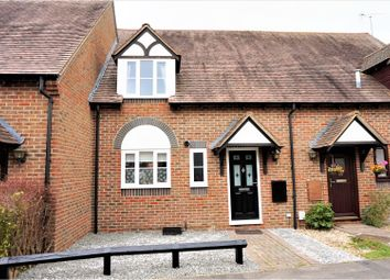 Thumbnail 2 bed terraced house for sale in St. Michaels Close, Hungerford