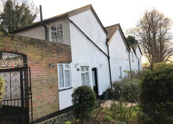 Thumbnail 1 bed cottage to rent in Anglesea Road, Ipswich