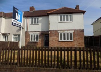 Thumbnail 3 bed semi-detached house for sale in Broadway, Heanor, Derbyshire