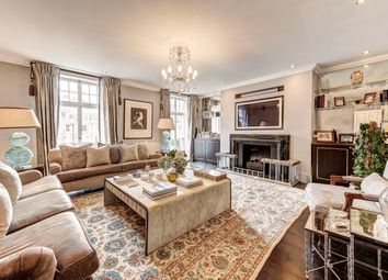 Thumbnail 6 bed flat for sale in Kensington Court, London