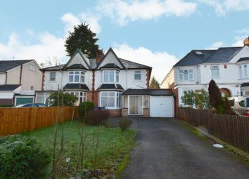 3 bed semi-detached house for sale in Solihull Lane, Hall Green, Birmingham B28