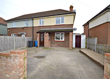 2 bed semi-detached house for sale in Boyton Road, Ipswich IP3