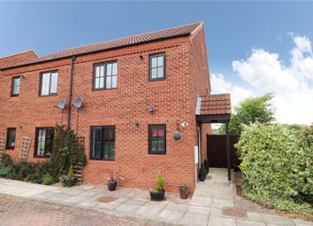 Thumbnail 2 bed semi-detached house for sale in Fosters Gardens, Potterhanworth, Lincoln