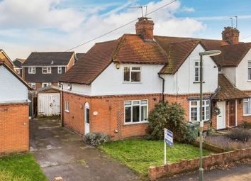Thumbnail 2 bed terraced house for sale in Old Farm Road, Guildford