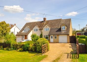 Thumbnail 5 bed semi-detached house for sale in Ardley Road, Fewcott, Bicester