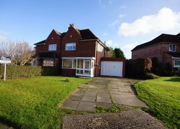 Thumbnail 3 bed semi-detached house for sale in Claines Road, Northfield, Birmingham