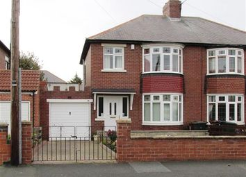 Thumbnail 3 bed semi-detached house for sale in Westlands, West Denton, Newcastle Upon Tyne