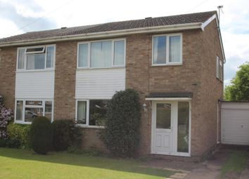 Thumbnail 3 bed semi-detached house to rent in Headlands, Fenstanton, Huntingdon