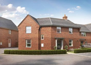 """Thumbnail 3 bed detached house for sale in """"Fairway"""" at Broughton Crossing, Broughton, Aylesbury"""