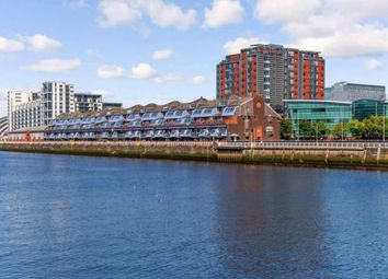 Thumbnail 2 bed flat for sale in Lancefield Quay, Glasgow, Lanarkshire