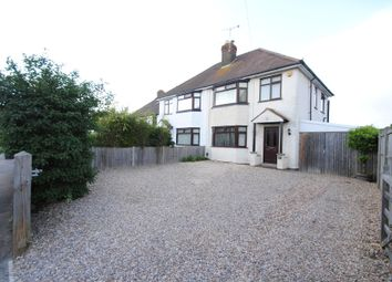 Thumbnail 3 bedroom semi-detached house for sale in Station Road, Bishops Cleeve, Cheltenham