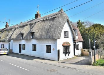 Thumbnail 3 bed detached house for sale in Great Bardfield, Dunmow, Dunmow Road