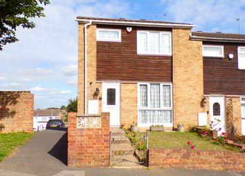 Mackenzie Way, Gravesend DA12. 2 bed end terrace house