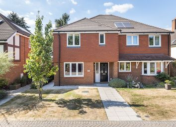 Thumbnail 3 bed semi-detached house for sale in Barnby Close, Ashtead