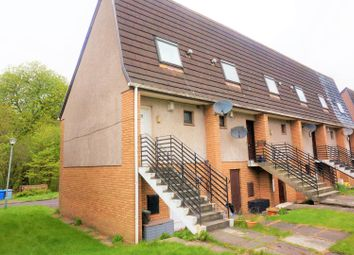 Thumbnail 2 bed end terrace house for sale in Kingsburn Grove, Glasgow