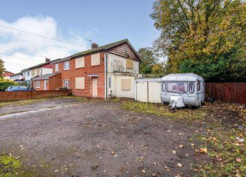 Thumbnail 3 bedroom end terrace house for sale in Middleton Road, Carshalton