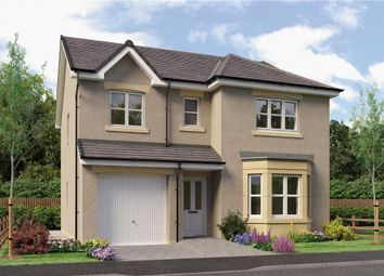 "Thumbnail 4 bed detached house for sale in ""Hughes Det"" at Kingsfield Drive, Newtongrange, Dalkeith"