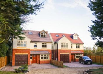 Thumbnail 4 bed detached house for sale in Uppingham Road, Humberstone, Leicester