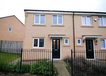 Thumbnail 2 bed semi-detached house for sale in Furness Grove, Newcastle Upon Tyne