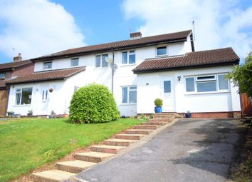 Thumbnail 4 bed semi-detached house for sale in Rowan Close, Ogwell, Newton Abbot