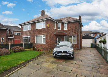 Thumbnail 3 bed semi-detached house for sale in Mapley Avenue, Northenden, Manchester