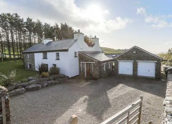 Thumbnail 4 bed detached house for sale in Arrasey Road, Glen Maye, Isle Of Man