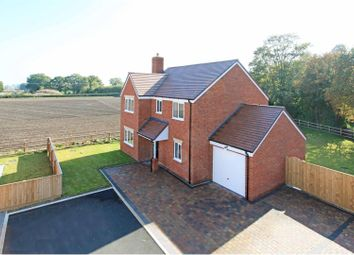 Thumbnail 4 bed detached house for sale in Barley Field, Rodington, Shrewsbury
