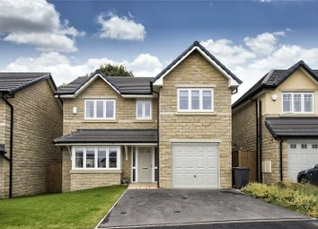 Thumbnail 4 bed detached house for sale in Sunny View, Off White Lee Road, Batley, West Yorkshire