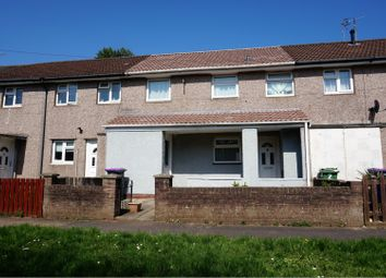 Thumbnail 2 bed terraced house for sale in Hollybush Close, Cwmbran
