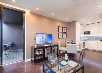 Thumbnail 2 bed flat for sale in Ponton Road, Battersea