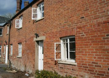 Thumbnail 2 bed terraced house to rent in Temeside House, Tenbury Wells