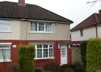 Thumbnail 2 bedroom semi-detached house for sale in Sowden Road, Bradford, West Yorkshire