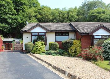 Thumbnail 2 bedroom bungalow for sale in Edison Crescent, Clydach, Swansea.