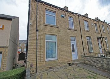 Thumbnail 3 bed end terrace house for sale in Dewhurst Road, Fartown, Huddersfield