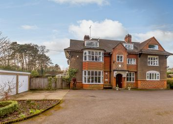 Thumbnail 3 bed flat for sale in Longdown Road, Lower Bourne, Farnham