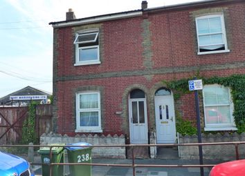 Thumbnail 2 bedroom end terrace house for sale in Northam Road, Northam, Southampton