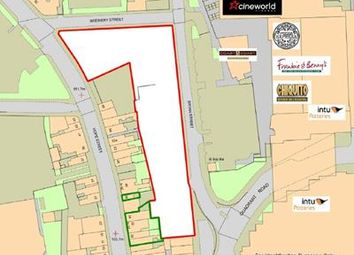 Land for sale in Bryan Street/ Brewery Street Hope Street, Hanley, Stoke-On-Trent ST1
