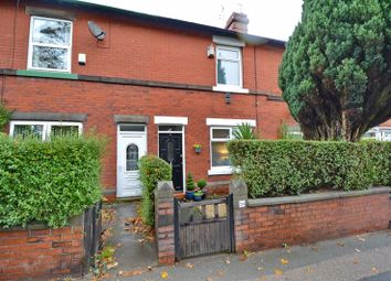 Thumbnail 2 bed terraced house for sale in Higher Lane, Whitefield, Manchester