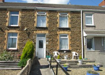 Thumbnail 3 bed terraced house for sale in Foundry Row, Skewen, Neath, West Glamorgan