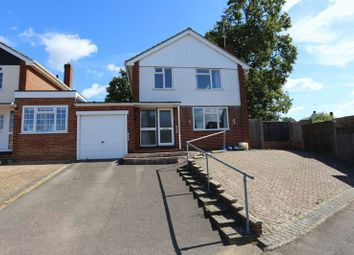 Thumbnail 3 bedroom detached house for sale in Bibury Close, Woodley, Reading