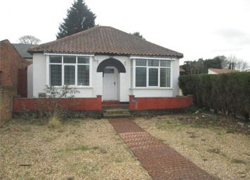 Thumbnail 2 bed detached bungalow to rent in Great North Road, Barnby Moor, Retford, Nottinghamshire