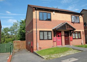 Thumbnail 2 bedroom semi-detached house for sale in Astley Drive, Mapperley, Nottingham