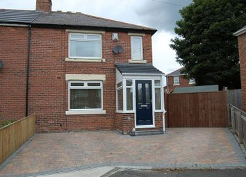 Thumbnail 2 bed semi-detached house for sale in Mills Gardens, Wallsend
