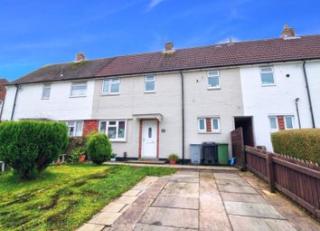 Thumbnail 3 bed terraced house for sale in Parkett Heyes Road, Macclesfield