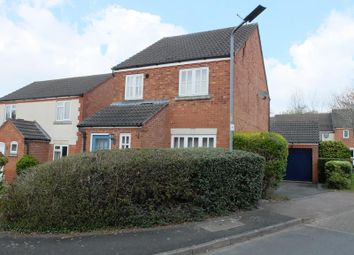 Thumbnail 3 bed detached house for sale in 1 Challenger Close, Ledbury, Herefordshire