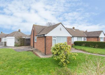 Thumbnail 2 bed semi-detached bungalow for sale in Alison Crescent, Whitfield, Dover